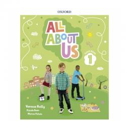 1º PRI - ENGLISH CLASS BOOK