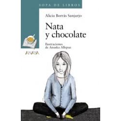 NATA Y CHOCOLATE - LIBRO DE...
