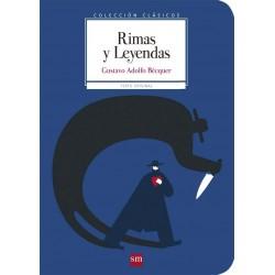 RIMAS Y LEYENDAS - LIBRO DE...
