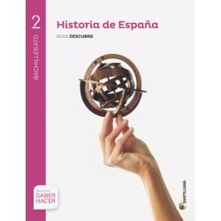 HISTORIA DE ESPAÑA 2ºBACHILLER